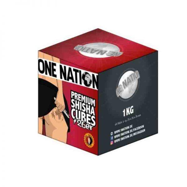 One Nation Nargile Kömürü